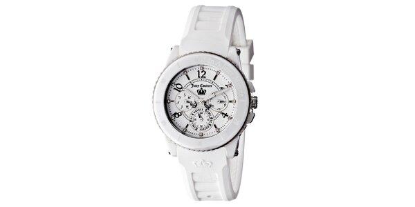 Dámské bílé hodinky Juicy Couture