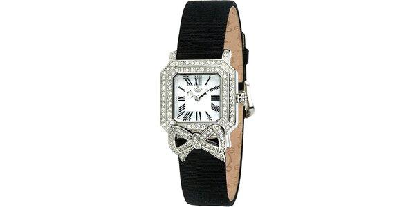 Dámské hodinky s hranatým ciferníkem Juicy Couture