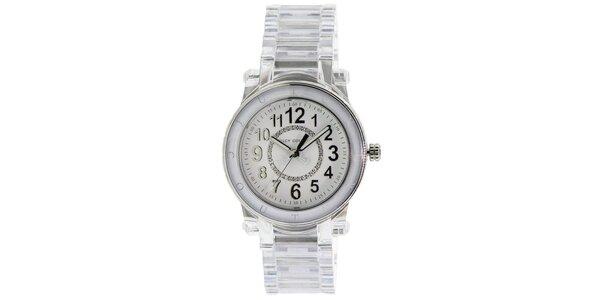 Dámské světlé hodinky Juicy Couture