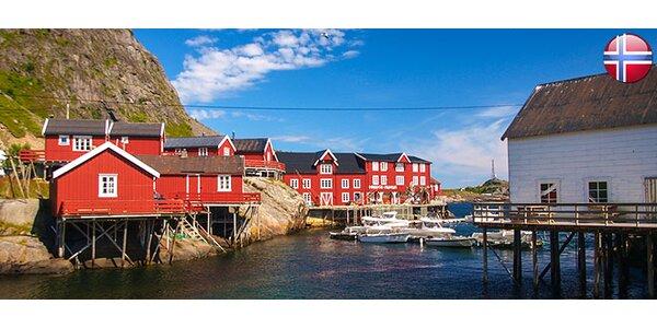 6denní poznávací zájezd do Norska