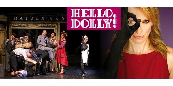 349 Kč za vstupenku na Hello, Dolly! s Ivanou Chýlkovou v hlavní roli.