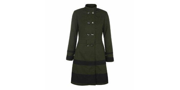 Dámský zelený kabátek Uttam Boutique