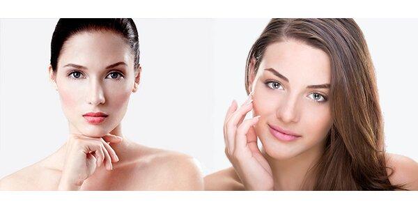 90minutové kosmetické ošetření pleti s masáží nebo vyhlazení vrásek galvanickou…