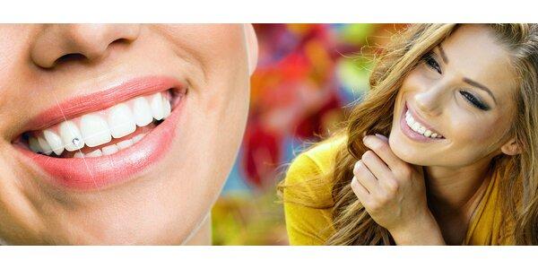 Dentální šperk Swarovski pro jedinečný úsměv