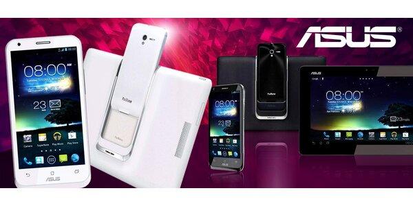 Tablet a mobil v jednom - Asus PadFone 2 (64 GB - černý)