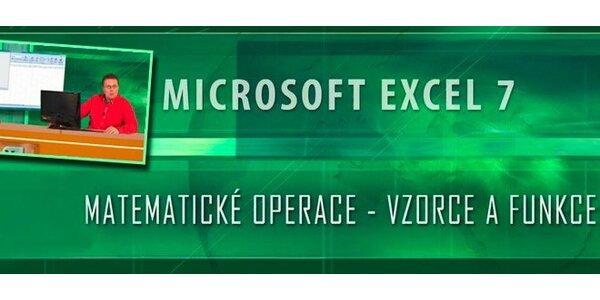 Video výuka MS Office Excel 2007
