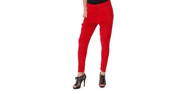 d1af992960a Dámské kalhoty plné barev a vzorů Fiveunits a 2nd One
