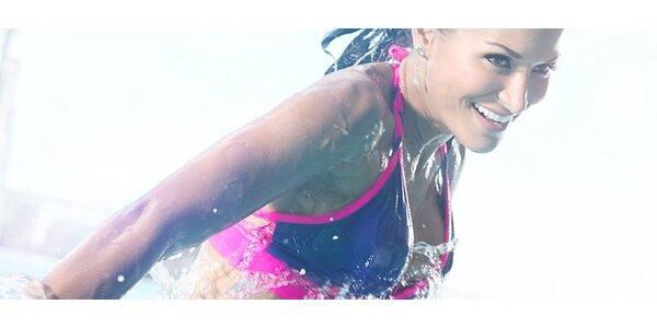 Lekce Aqua Zumba® na Sareze v Ostravě Porubě