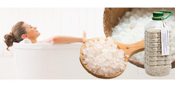 Minerální koupelová sůl z Mrtvého moře - 3 kg
