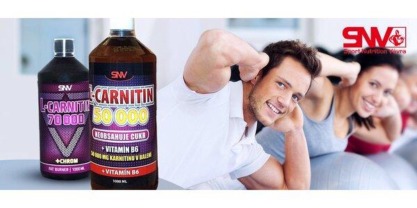 L-Carnitine pro účinné spalování tuku (1 l)