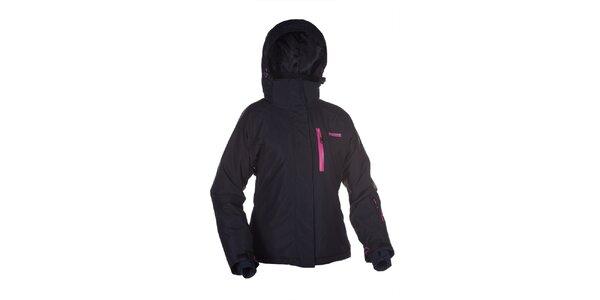 Dámská černá bunda na lyže Envy