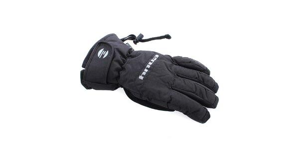 Dámské černé lyžařské rukavice Envy