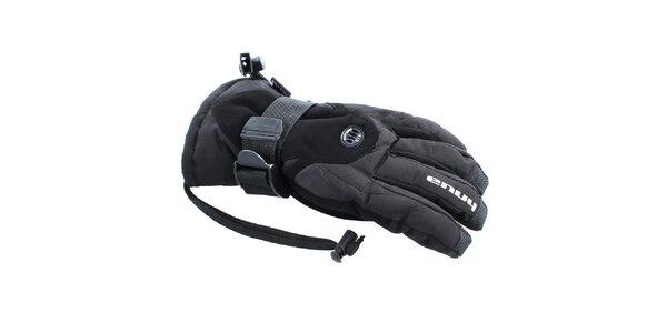 Dámské černé rukavice s ventilací Envy
