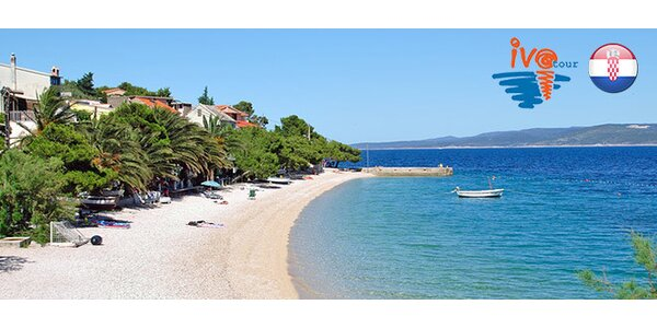 8denní pobyt v Chorvatsku u Makarské riviéry