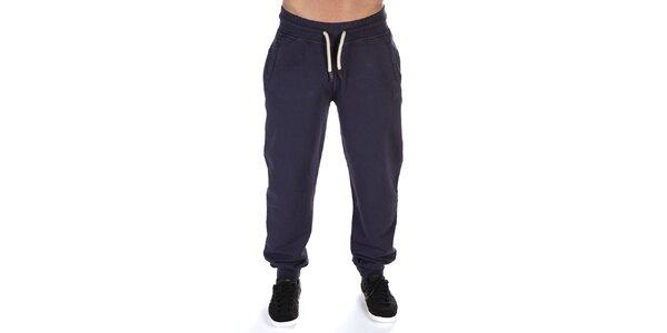 Pánské tmavě modré teplákové kalhoty Nautica