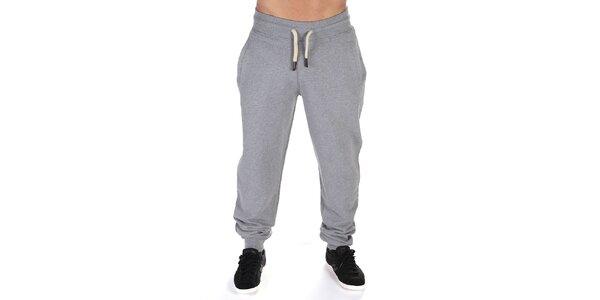 Pánské šedé teplákové kalhoty Nautica