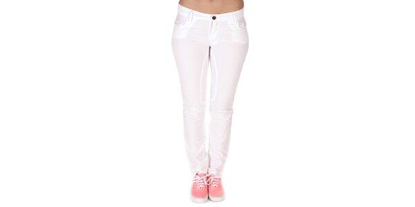 Dámské bílé rovné kalhoty Nautica