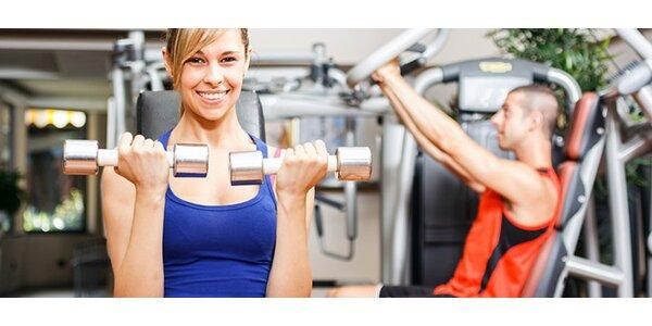 Permanentky do Fitness Factory za skvělou cenu