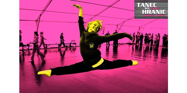 Tanec bez hranic 2014