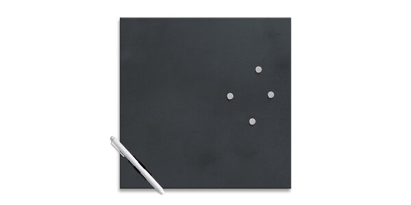 Memo Board Black