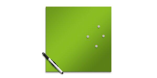 Memo Board Green