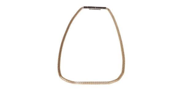 Dámský zlatý pásek Guess by Marciano