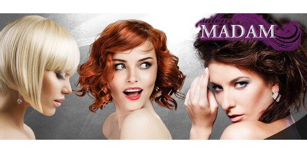 Permanentní barva Redken pro 2× silnější vlasy