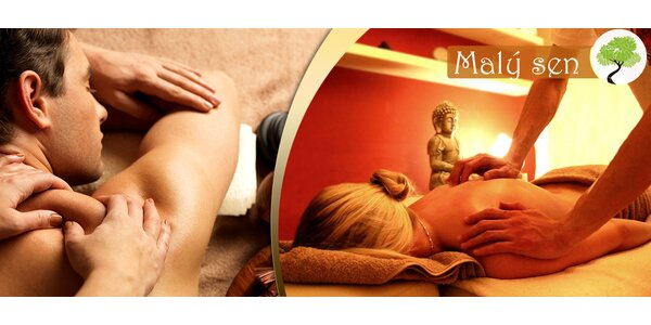 Komplexní tibetská masáž pro jednoho i pár (60/90 min)