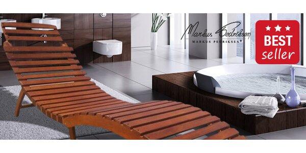 Skládací relaxační lehátko Markus Pedriksen®