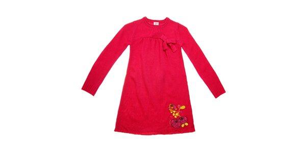 Dětské růžové šatičky Tuc Tuc