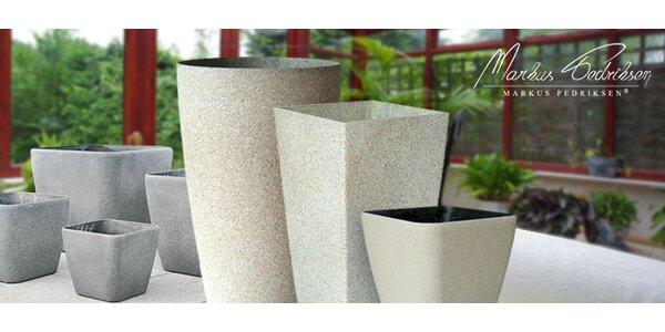 Plastové květináče Markus Pedriksen®