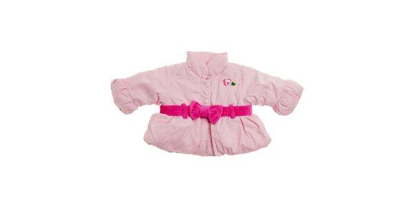 Dětský růžový kabátek Tuc Tuc