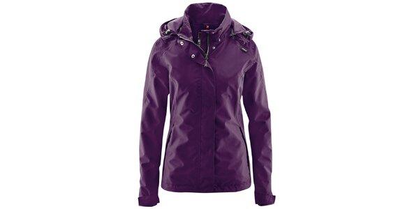 Dámská purpurová bunda Maier