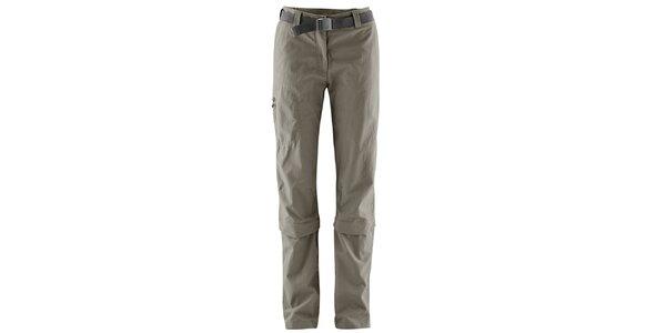 Dámské odepínatelné béžové kalhoty Maier