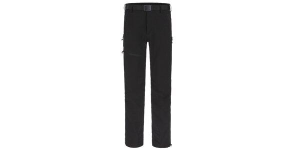 Pánské sportovní kalhoty s páskem Maier
