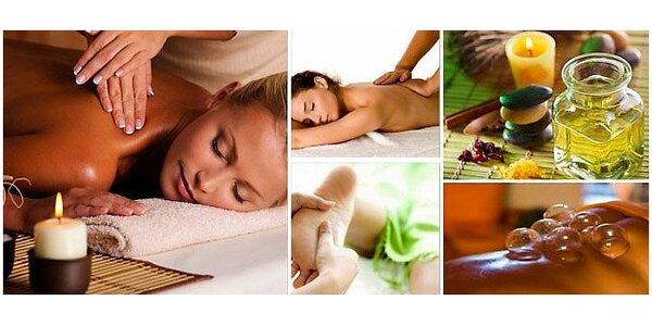Hodinová uvolňující regenerační masáž