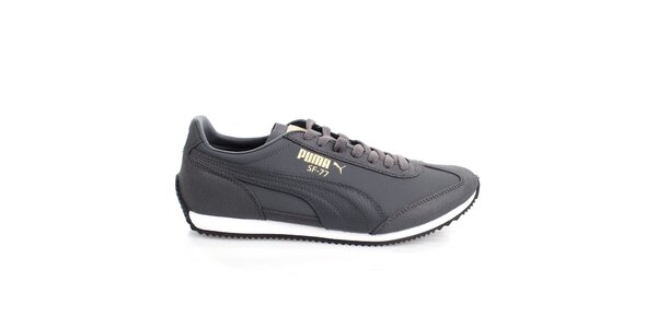 Pánské tmavě šedé tenisky Puma
