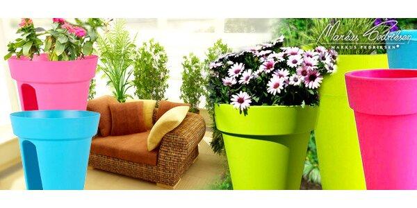 Květináče Markus Pedriksen® do bytu i na balkon