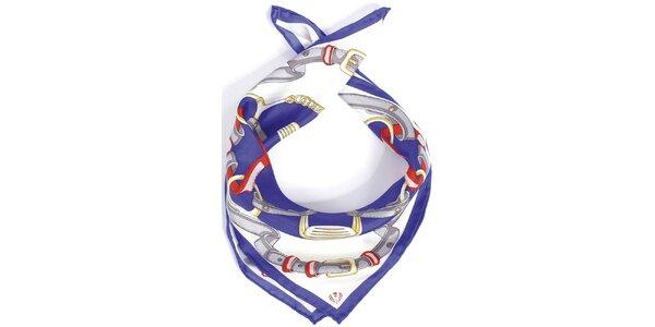 Dámský námořnický šátek Fraas