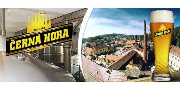 VIP exkurze do Pivovaru Černá Hora