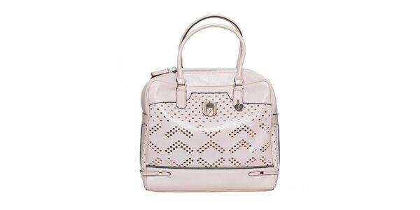 Dámská kabelka s dekorativním perforováním Guess