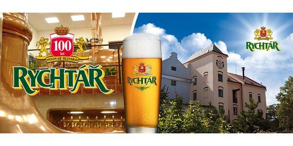 VIP exkurze v Pivovaru Rychtář a neomezeně piva