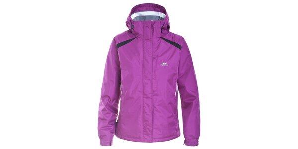 Dámská fialová nepromokavá zimní bunda Trespass
