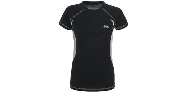 Dámské černé funkční tričko Trespass