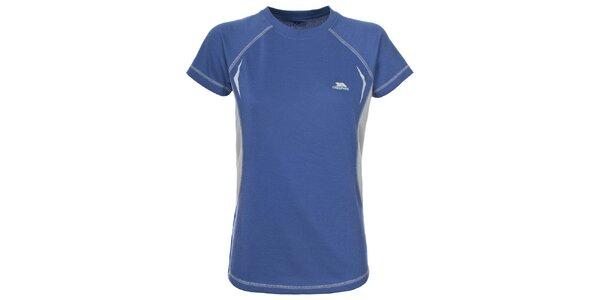 Dámské modré funkční tričko Trespass