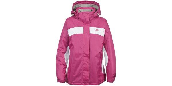 Dámská růžová zimní bunda Trespass