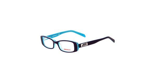 Dámské fialovo-tyrkysové brýle Miss Sixty