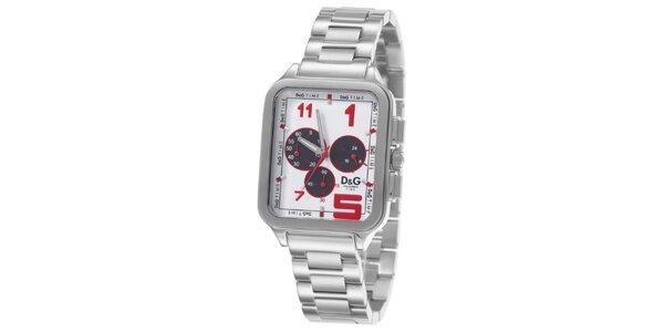 Pánské ocelové hodinky Dolce & Gabbana
