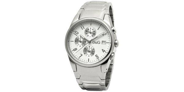 Dámské ocelové hodinky Dolce & Gabbana