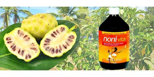 Noni vita – 100% šťáva z plodů Noni pro celkové posílení organismu